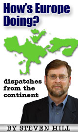 Dispatches From Europe Cover